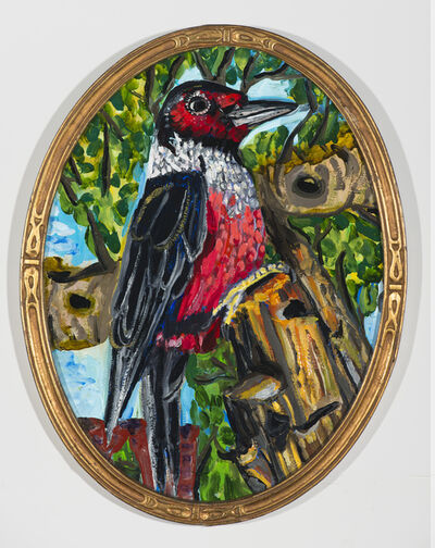 Mary Josephson, 'Pileated Woodpecker', 2019