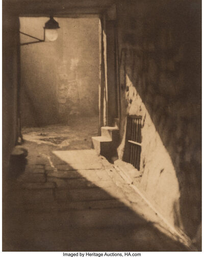 Alvin Langdon Coburn, 'Four Views of England', 1904-1908