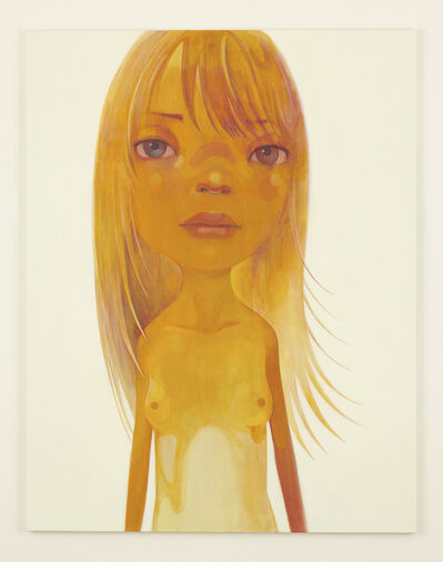 Hideaki Kawashima, 'orange', 2013