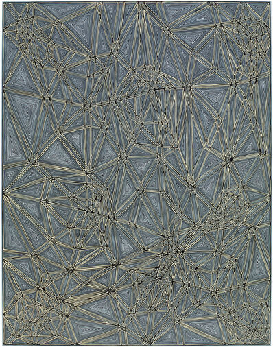James Siena, 'Shifted Lattice', 2005