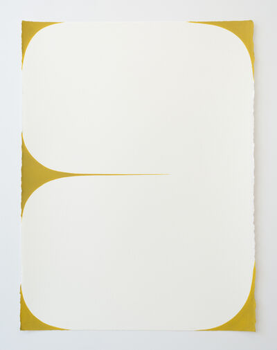 Sara Genn, 'New Alphabet (Goldenrod)', 2020