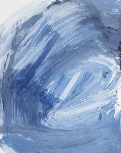 Howard Hodgkin, 'Ice', 2013