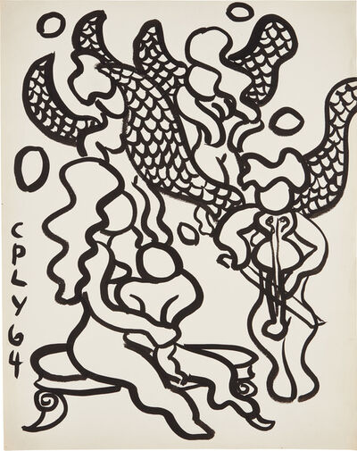 William Nelson Copley, 'Untitled', 1964