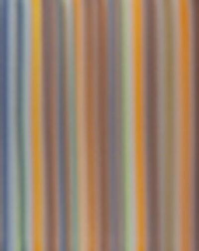 Wanda Koop, 'In Absentia (Colour Bands)', 2016