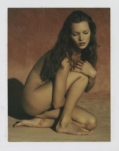 Albert Watson, 'Kate Moss (from Original Polaroid', 1993