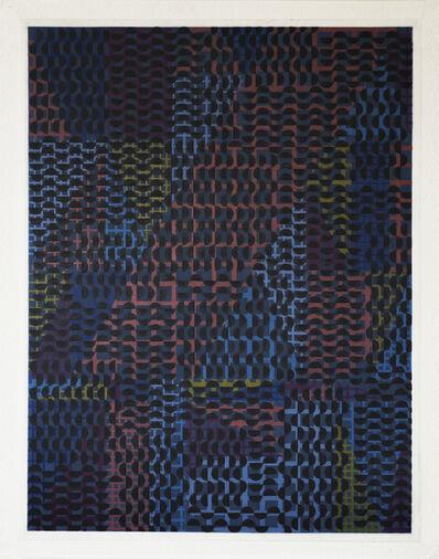John Monteith, 'Trinity 三位一体', 2018
