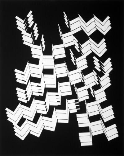 José Oiticica Filho, 'Recriação C1', 1958
