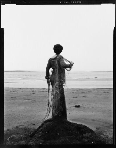 Agnieszka Sosnowska, 'The Storm, Self Portrait, Landsendi,  Iceland', 2015