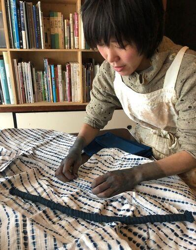 Janet Goldner, 'Saito Tomoka, Indigo Dyer', 2020