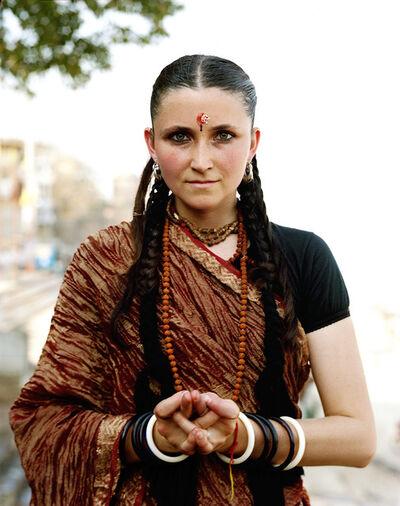 "Sasha Bezzubov and Jessica Sucher, '""American Shiva Devotee"" ', 2006"