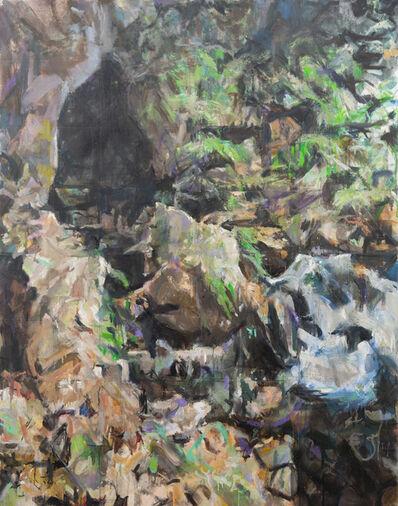 Lois Dickson, 'Cave, Stone Church III', 2019