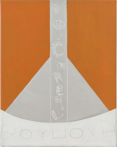 Elda Cerrato, 'Serie Proyección de imágenes visuomentales. Traslados espaciales', 1967