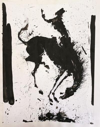 Richard Hambleton, 'Marlboro Man', 1987