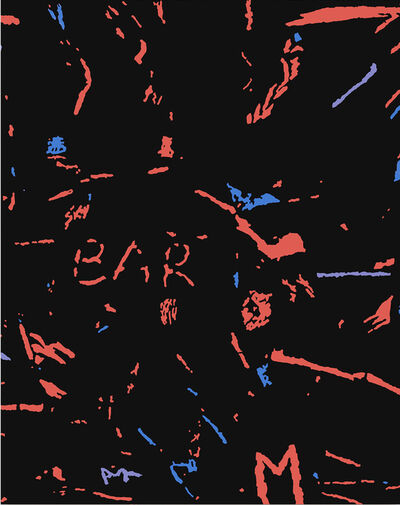 Pedro Matos, 'Untitled (BAR)', 2020