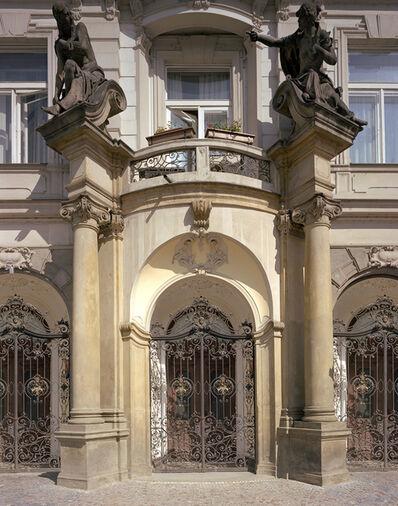 Doug Hall, 'K's Walk: Kafka Family Residence, Old Town Square, Prague', 2016