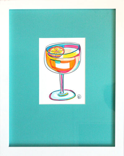 Julia Deckman, 'Cocktail Study 1', 2020