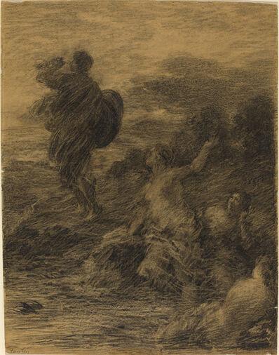 Henri Fantin-Latour, 'Siegfried and the Rhine Maidens'
