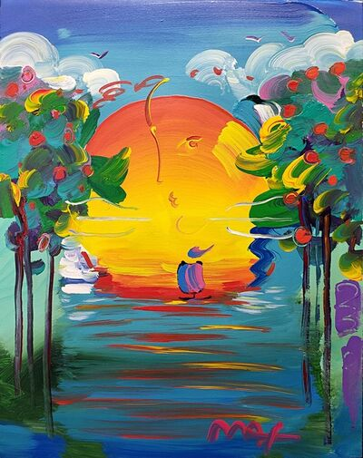 Peter Max, 'Better World ', 2014