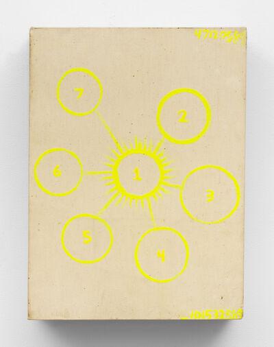 Chris Martin, '1-7...', 1989