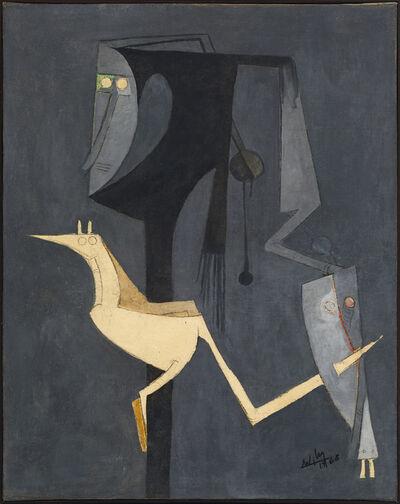 Wifredo Lam, 'L'Oiseau blanc', 1968