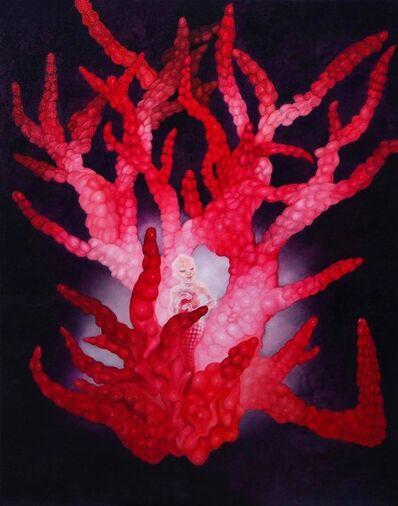 Lu Hao-Yuan, 'Red Coral', 2019
