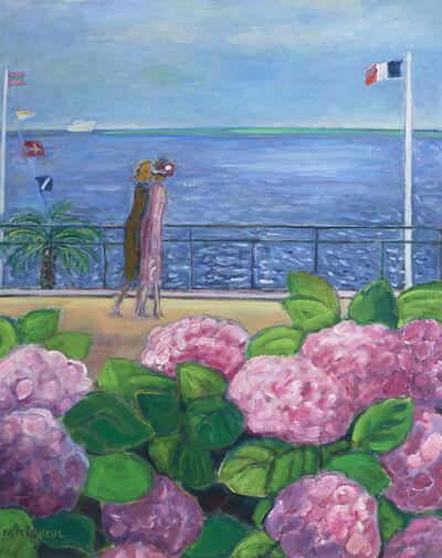 Jean-Pierre Cassigneul, 'La Croisette', 21st Century