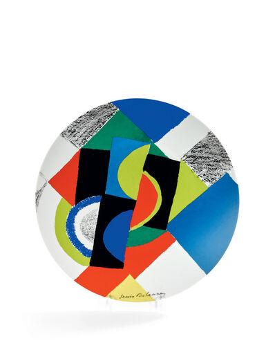 Sonia Delaunay, 'Rhythmes Circulaires', 1981