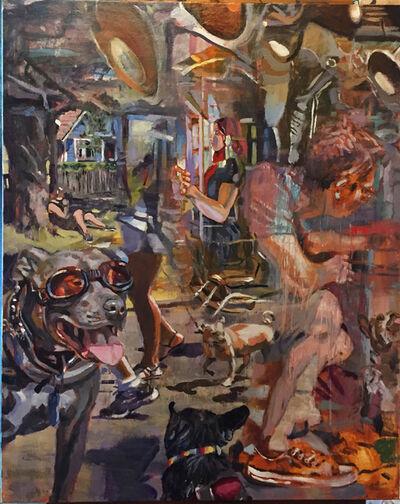 Brad Pasutti, 'Dog Days'