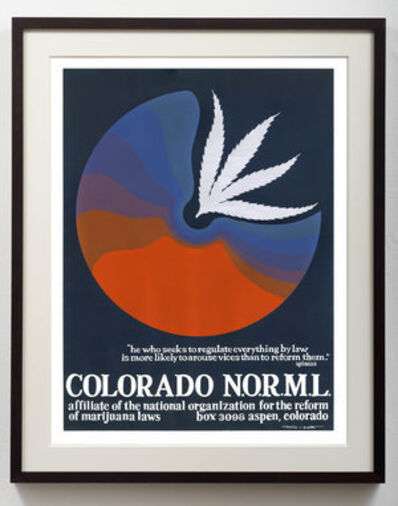 Thomas W. Benton, 'Colorado NORML', 1972
