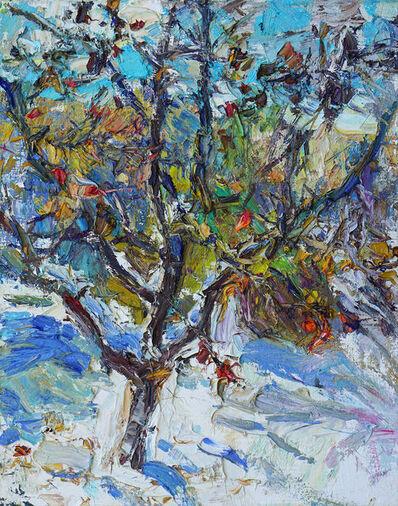 Ulrich Gleiter, 'Winter Moment'