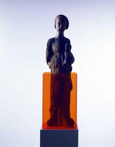 Michelangelo Pistoletto, 'Wood Sculpture (Scultura lignea [Oggetti in meno 1965-66])', 1965-1966