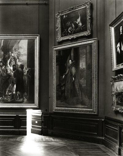 Jean-Christophe BALLOT, 'Louvre, Aile Denon, Salle van Dyck, Paris', 2001