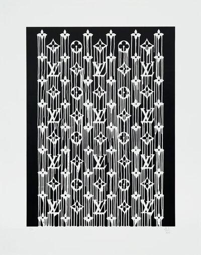 Zevs, 'Liquidated LV', 2017