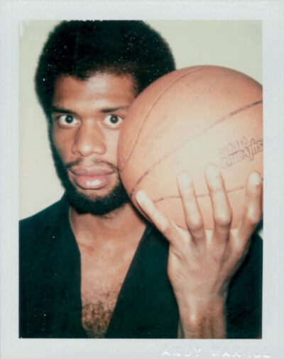 Andy Warhol, 'Kareem Abdul-Jabbar', 1978