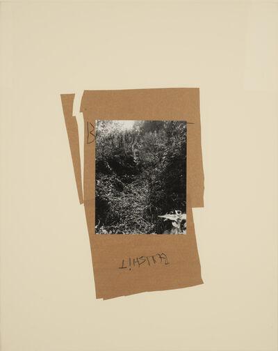 John Gossage, 'B Bullshit', 1989