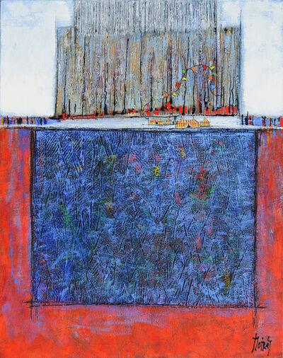 Moiras Jean, 'Le cirque est arrivé', 2015