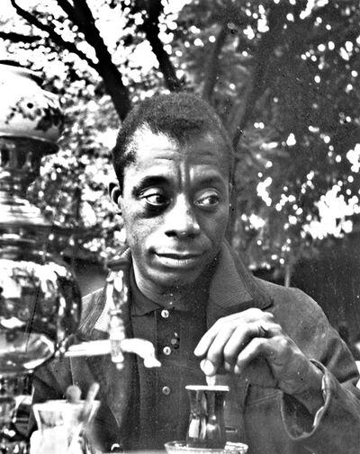Sedat Pakay, 'James Baldwin, Istambul, Turkey', 1965