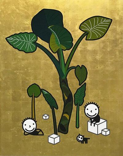 Kwon Kisoo, 'Golden Leaves', 2020