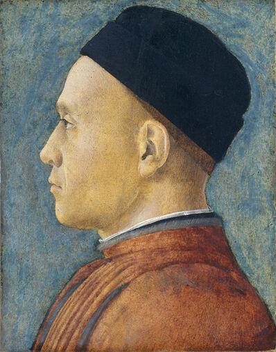 Andrea Mantegna, 'Portrait of a Man', ca. 1470