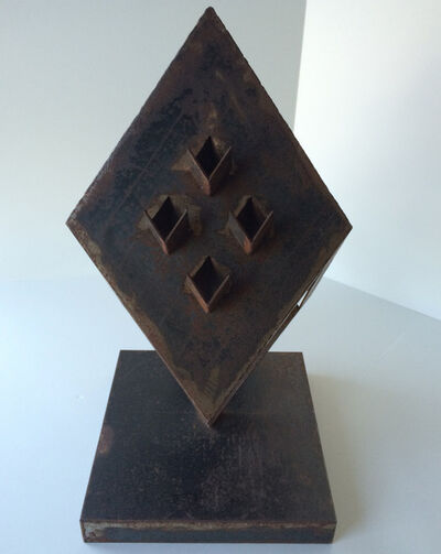 Eduardo Ramírez -Villamizar, 'Aerolito', 1992