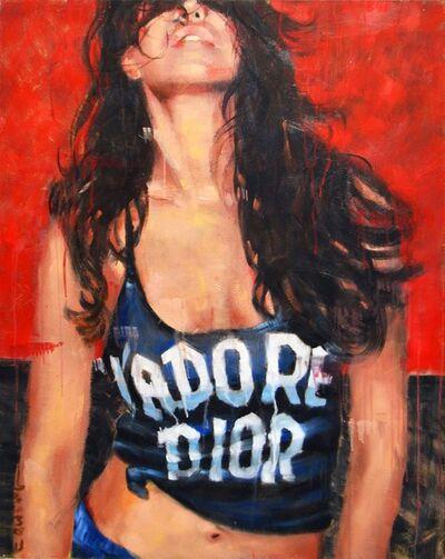 Pascale Taurua, 'J'Adore Dior', 2019