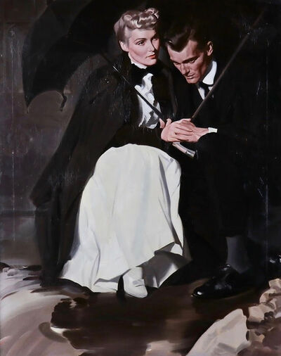 """Mortimer Jr. Wilson, '""""There is No Love,"""" Saturday Evening Post Magazine Illustration', 1941"""