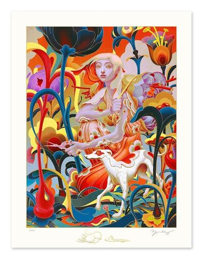 James Jean, 'FORAGER', 2019