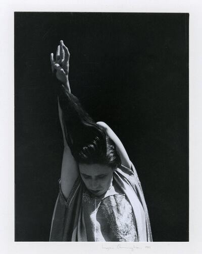 Imogen Cunningham, 'Martha Graham 3', 1931