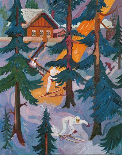 Aaron Zulpo, 'Ski In, Ski Out', 2019