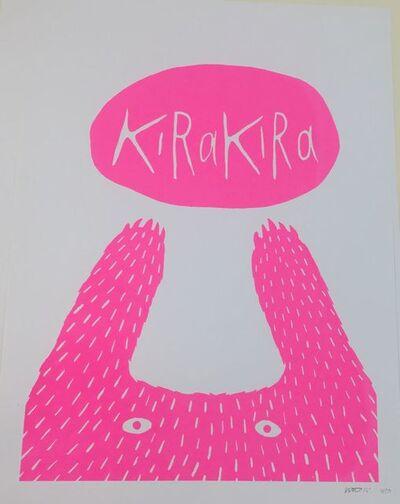 Masako Miki, 'Kira Kira', 2016