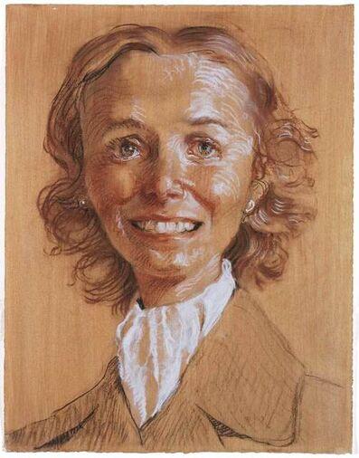 John Currin, 'Anita Joy', 2001