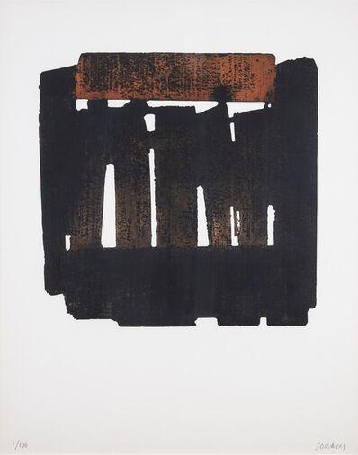 Pierre Soulages, 'Eau-forte XXXVI', 1979