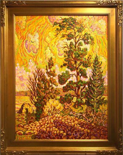Kevin Barton, 'The Fauve Pine', 2014-2017