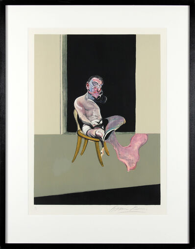 Francis Bacon, 'Triptych August 1972, Right Panel', 1972